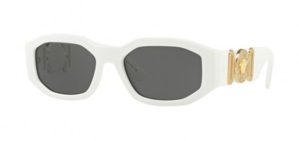 Versace 0VE4361 401/87  White - Grey
