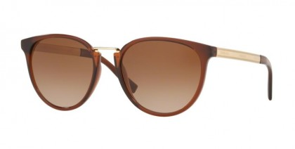 Versace 0VE4366 530313 Transparent Brown - Brown Gradient