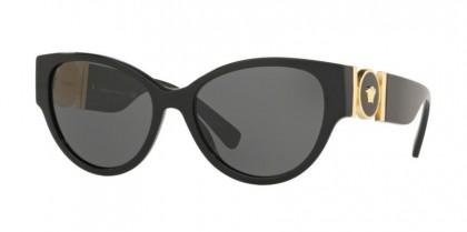 Versace 0VE4368 GB1/87 Black - Grey