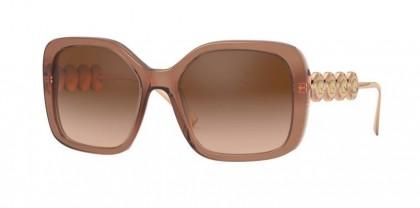 Versace 0VE4375 53253B Transparent Brown - Brown Gradient