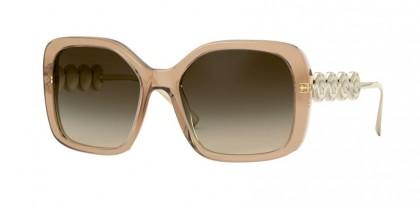 Versace 0VE4375 767/13 Transparent Brown - Brown Gradient