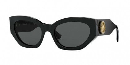 Versace 0VE4376B GB1/87 Black - Grey