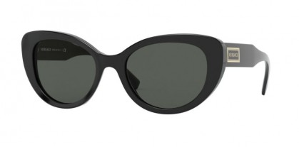 Versace 0VE4378 GB1/87 Black - Grey