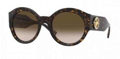 Versace 0VE4380B 108/13 Havana - Brown Gradient