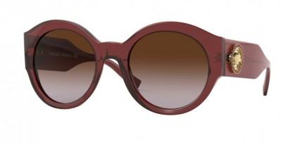 Versace 0VE4380B 388/13 Burgundy - Brown Gradient