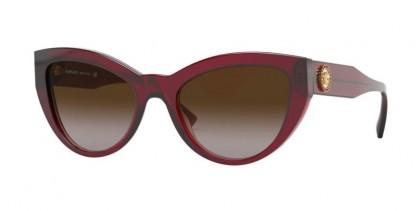 Versace 0VE4381B 388/13 Burgundy - Brown Gradient