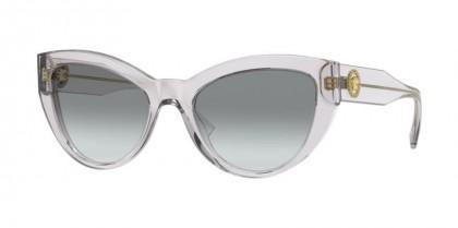 Versace 0VE4381B 593/11 Transparent Gray - Grey Gradient