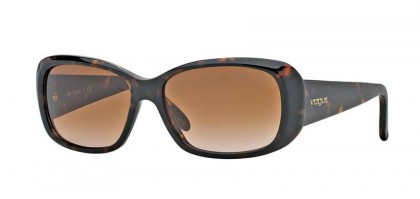 Vogue 0VO2606S W656/13 Havana - Brown Gradient
