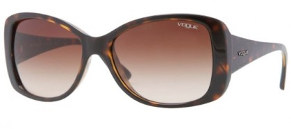 Vogue 0VO2843S W656/13 Dark Havana - Brown Gradient