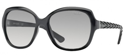 Vogue 0VO2871S W44/11 Black - Gray Gradient