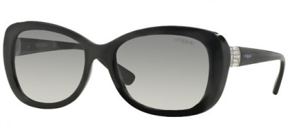 Vogue 0VO2943SB W44/11 Black - Gray Gradient