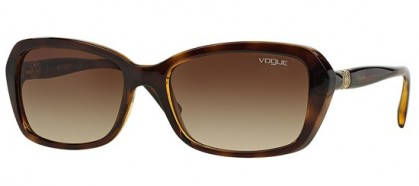 Vogue 0VO2964SB W656/13 Havana - Brown Gradient