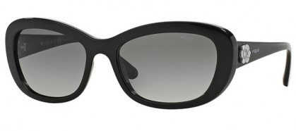 Vogue 0VO2972S W44/11 Black - Gray Gradient