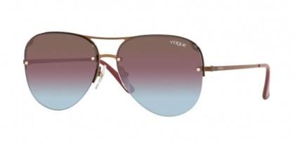 Vogue 0VO4080S 5074H7 Copper - Azure Grad Pink Grad Brn Mirr Red
