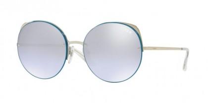 Vogue 0VO4081S 323/7A Silver - Violet Mirror Grad Silver 80