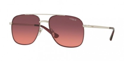 Vogue 0VO4083S 323/20 Silver - Gradient Rose/Purple