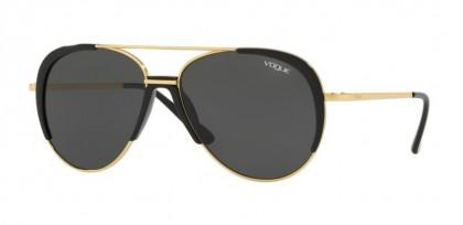 Vogue 0VO4097S 280/87 Gold - Grey