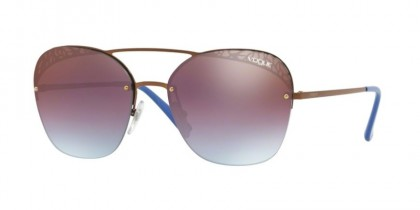 Vogue 0VO4104S 5074H7 Copper - Azure Grad Pink Grad Brn Mirr Red