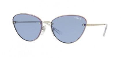 Vogue 0VO4111S 323/76 Silver - Dark Violet