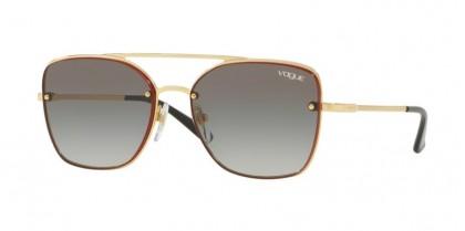 Vogue 0VO4112S 280/11 Gold - Grey Gradient