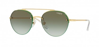 Vogue 0VO4113S 280/8E Gold - Green Gradient