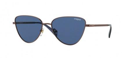 Vogue 0VO4145SB 507420 Copper - Dark Blue