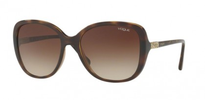 Vogue 0VO5154SB W656/13 Dark Havana - Brown Gradient