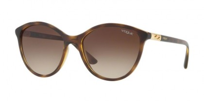 Vogue 0VO5165S W65613 Dark Havana - Brown Gardient