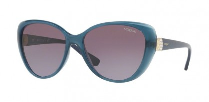 Vogue 0VO5193SB 25348H Opal Light Blue - Violet Gradient
