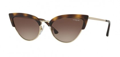 Vogue 0VO5212S W65613 Havana Pale Gold - Brown Gradient