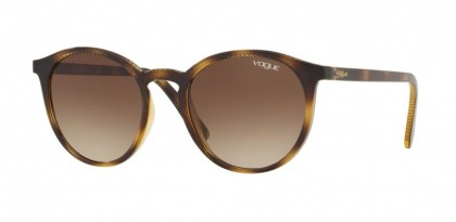 Vogue 0VO5215S W65613 Dark Havana - Brown Gradient