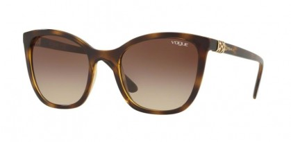 Vogue 0VO5243SB W65613 Dark Havana - Brown Gradient