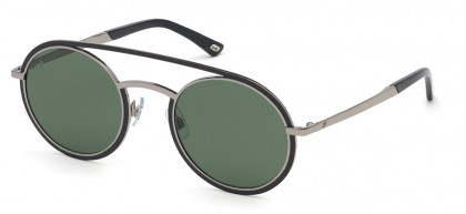 Web WE0241 08N Polished Anthracite - Green