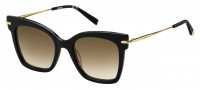 Max Mara MM NEEDLE IV 807/HA Black Gold - Brown Shaded
