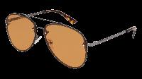 Mcq MQ0136S-005 Ruthenium - Orange Shiny