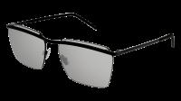 Saint Laurent SL 243-004 Black - Silver