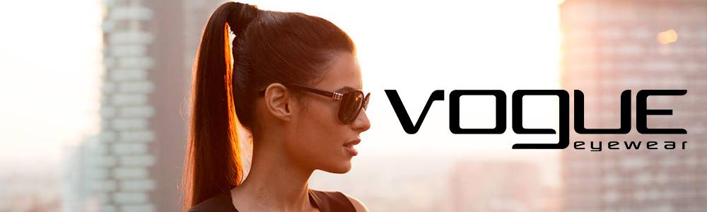 Resultado de imagem para vogue eyewear banner