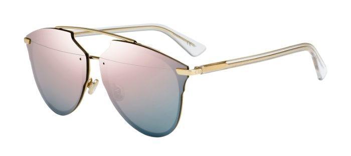 efe6ff97b03f Christian Dior DIORREFLECTEDP S5Z (RG) Gold Crystal - Pink Gold Pixel Mirror