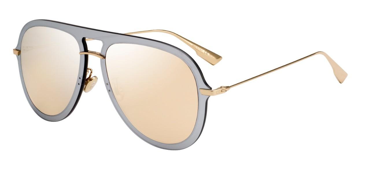 9a01852b0d17 Christian Dior DIORULTIME1 AVB SQ Silver Pink - Gold Mirror ...