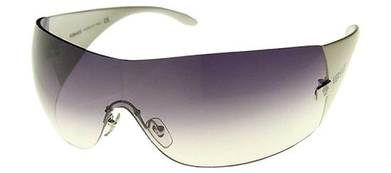 458ce8569d Versace VE 2054 1000 8G - White   Grey Shaded