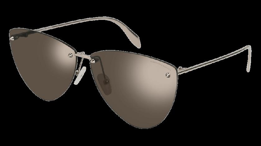3259d4187d Alexander McQueen AM0103S-001 Silver - Gradient Grey