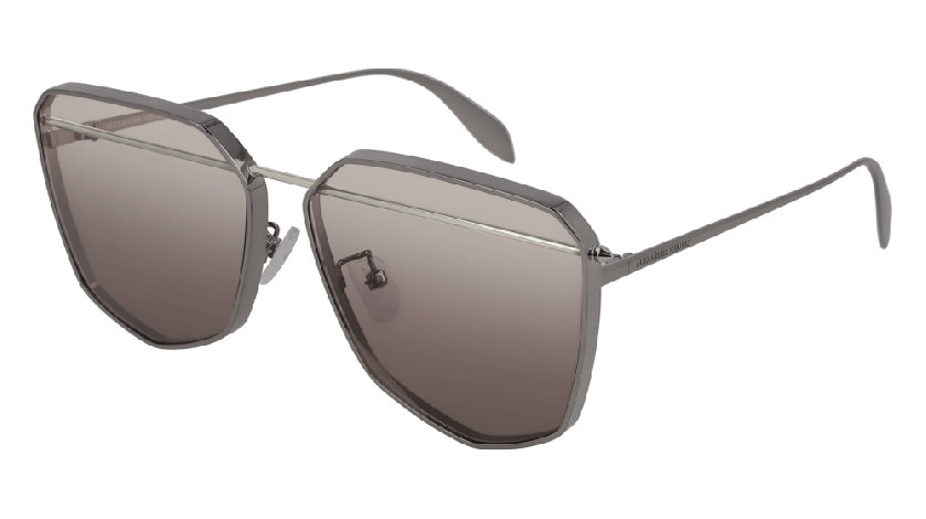 be099e40e13 Alexander McQueen AM0136S-003 Ruthenium - Dark Grey