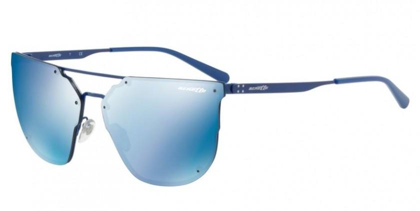 efb23fd49f41 Arnette 0AN3073 HUNDO-P1 69555 Blue - Dark Blue Mirror Blue