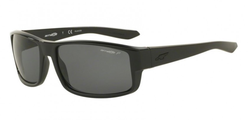 dc062ff837 Arnette 0AN4224 BOXCAR 41/81 Black - Gray Polarized