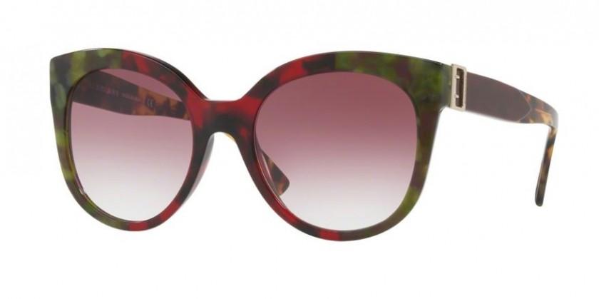9cd1c27fb6c9 Burberry 0BE4243 36388H Havana Green Bordeaux Green - Violet Gradient