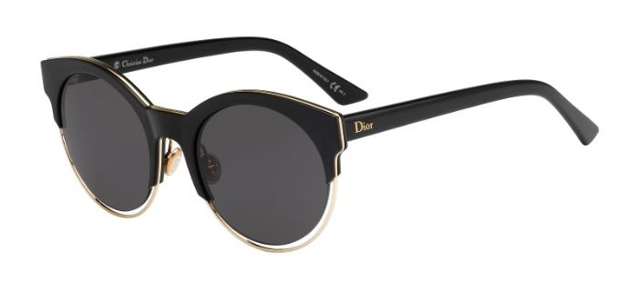 b2094d43e94 Christian Dior DIORSIDERAL1 J63 (Y1) Black Rose Gold - Grey