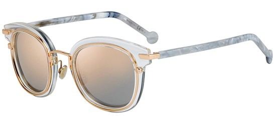 4d5974c80ad5 Christian Dior DIORORIGINS2 900 (0J) Crystal Rose Gold White Marble - Light  Pink Mirror