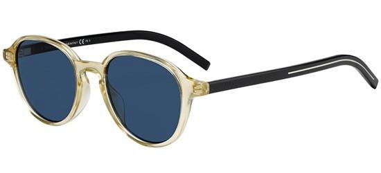 9c10cbbba4c Dior Homme BLACKTIE240S 71C (KU) Yellow Black - Blue