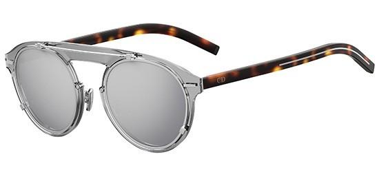 bba57432aa Dior Homme DIORGENESE GKZ (DC) Crystal Silver Havana - Grey Silver