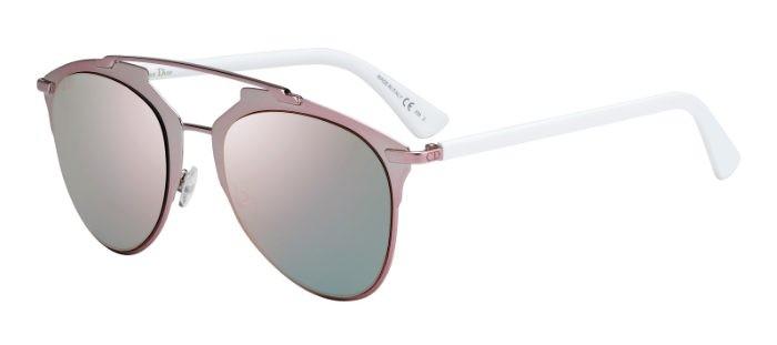627cedc5f46c Christian Dior DIORREFLECTED M2Q (0J) Pink White - Grey Rose Gold Mirror